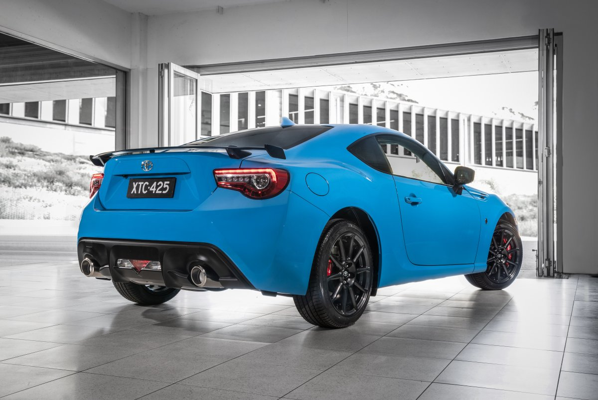 Apollo Blue Toyota 86 arrives in the backdrop of sales ...