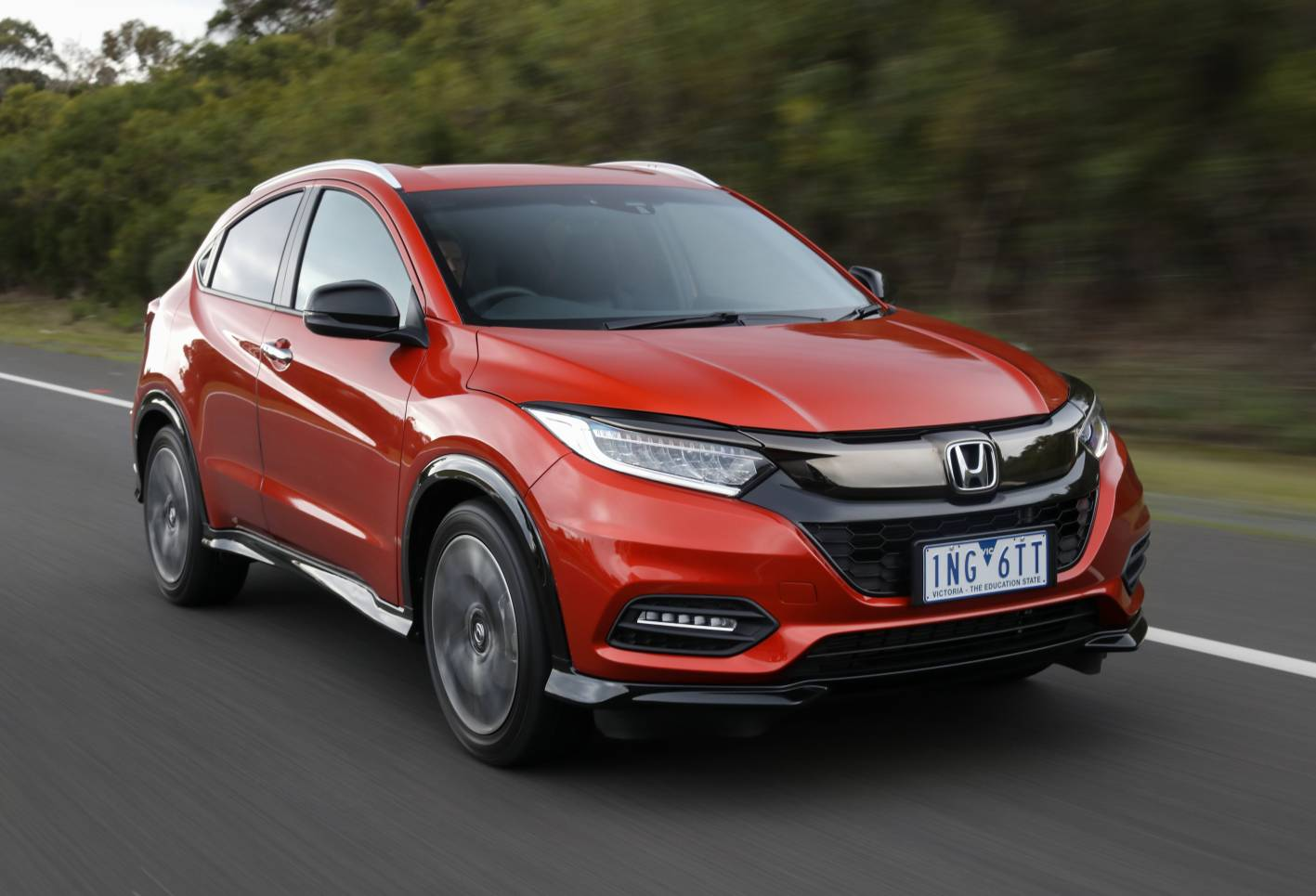 honda adds sporty rs variant to updated hrv range