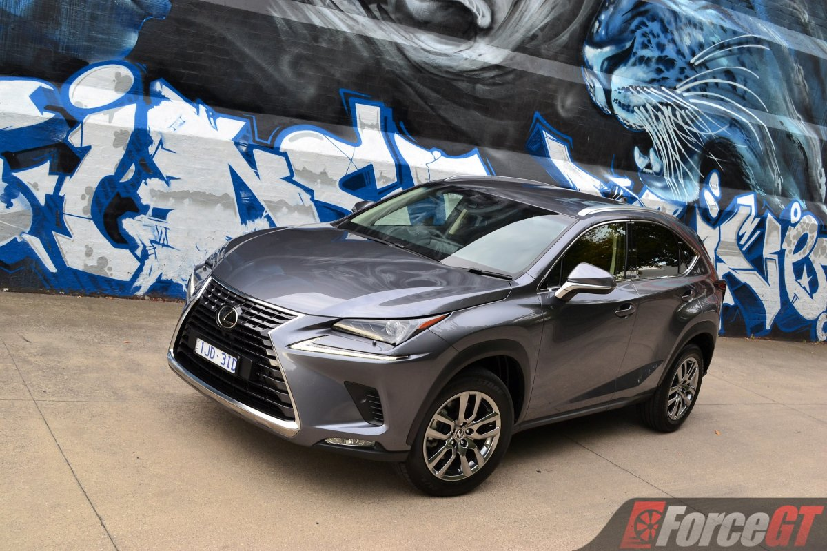 2018 Lexus Nx 300 Luxury Awd Review Forcegt Com