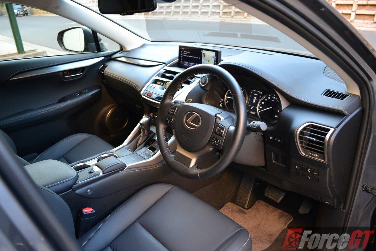 2018 Lexus NX 300 Luxury AWD Review - ForceGT.com