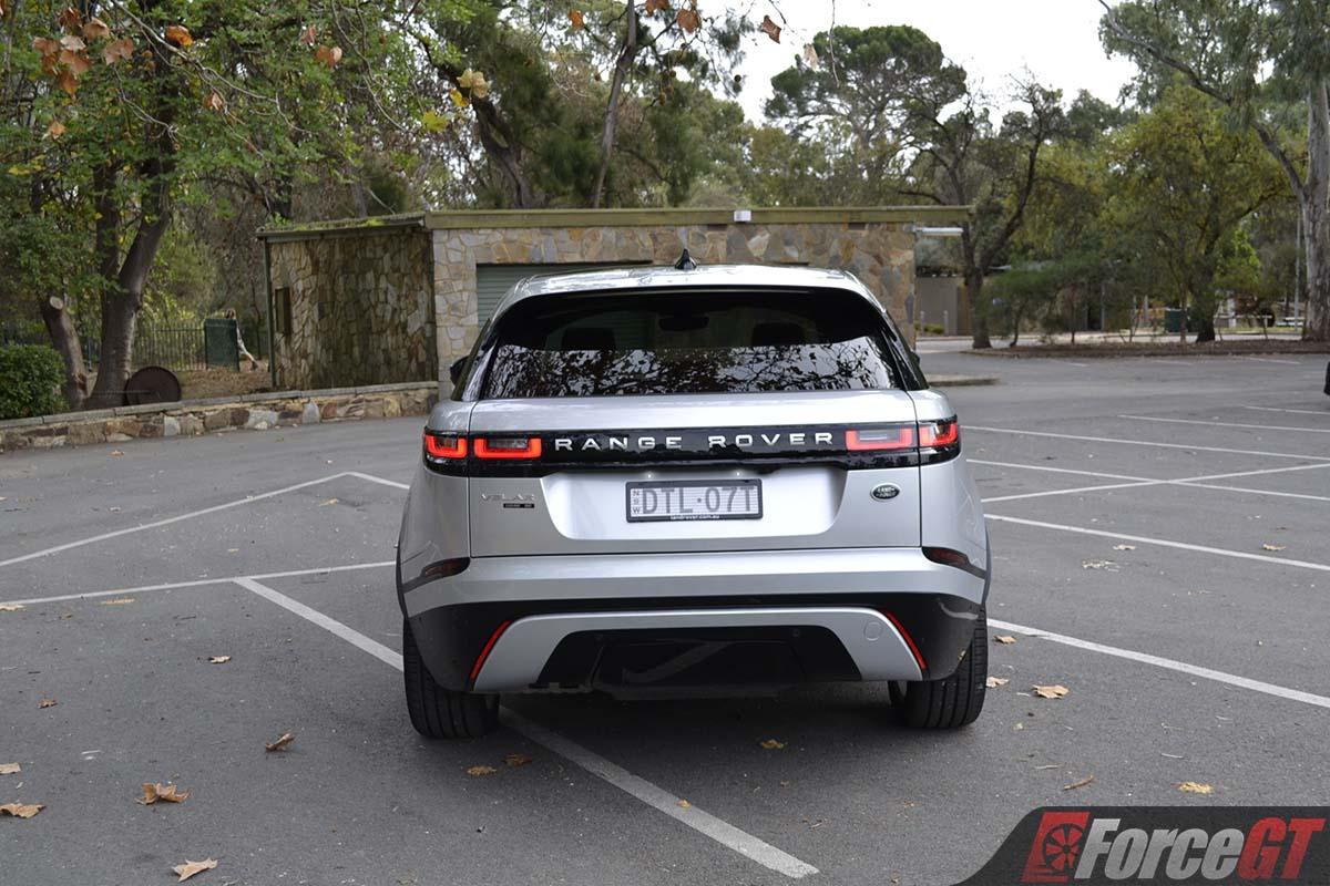2018 Range Rover Velar D240 Se Review Forcegt Com