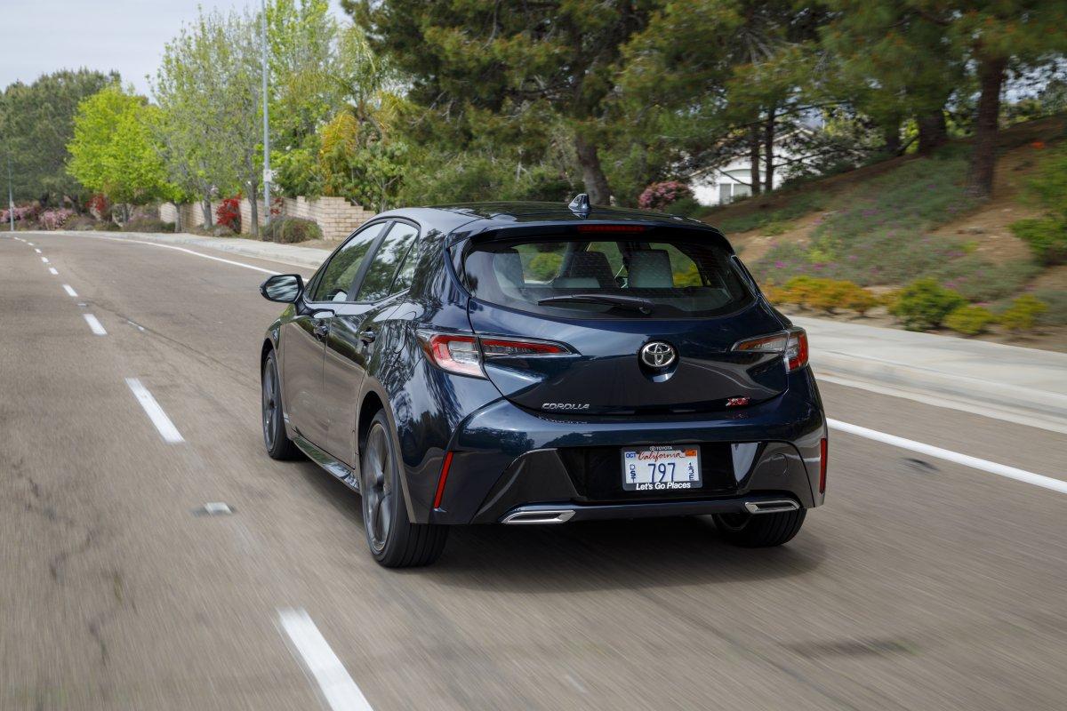 2019 Toyota Corolla Hatch Hybrid 1 Forcegt Com