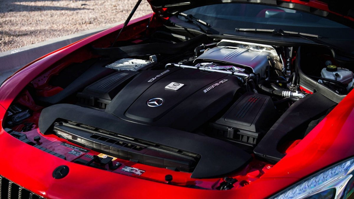 Darwin Pro Mercedes AMG GT S Is A 457kW807Nm Stunner