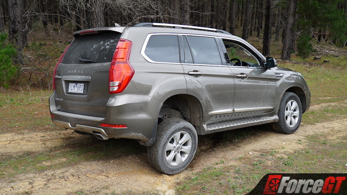 2018 Haval H9 Ultra Review - ForceGT.com