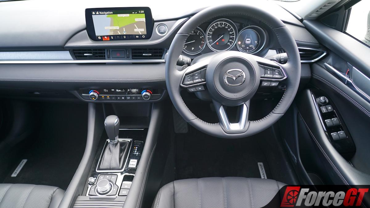 2018 Mazda6 Touring Interior Forcegt Com