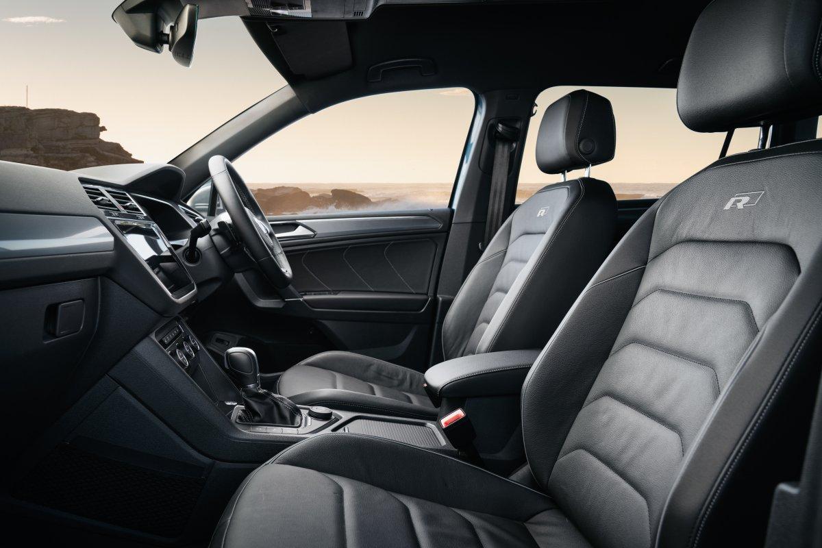 seat volkswagen tiguan allspace price  specification forcegtcom