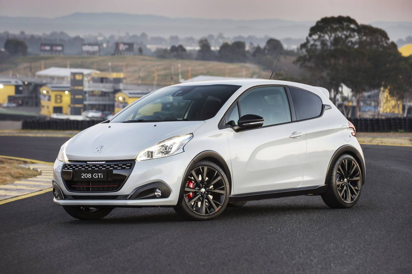 peugeot 208 gti dition d finitive on sale from 33 990 drive away. Black Bedroom Furniture Sets. Home Design Ideas