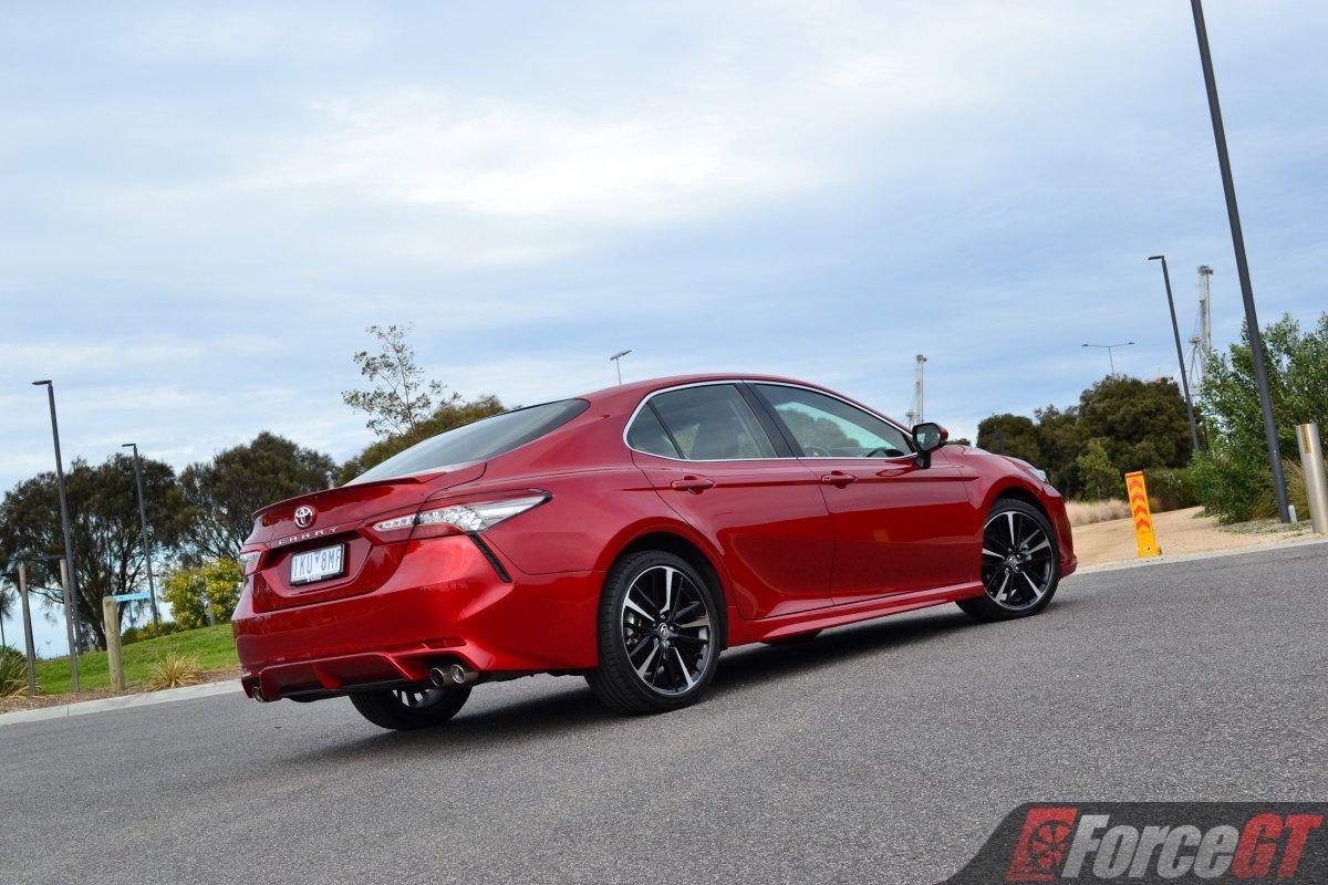 toyota camry sx  review  family car  sports sedan forcegtcom