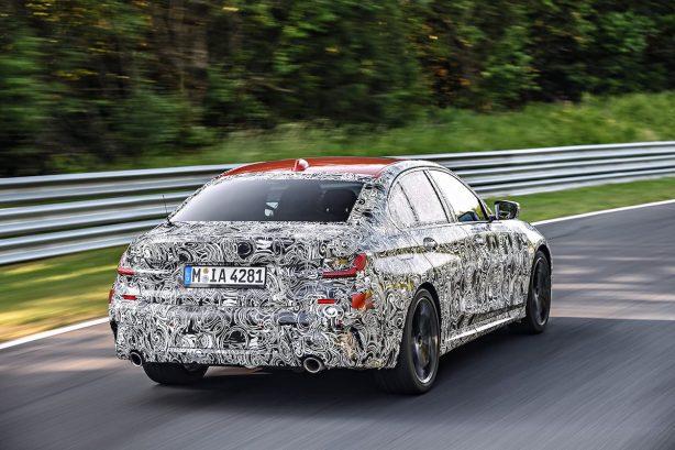 BMW tease next-gen 3 Series - ForceGT com