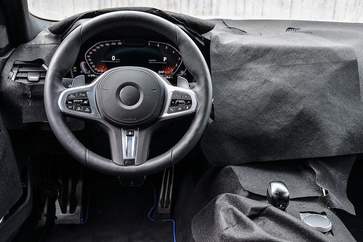 2019 BMW 3 Series Prototype Interior - ForceGT.com
