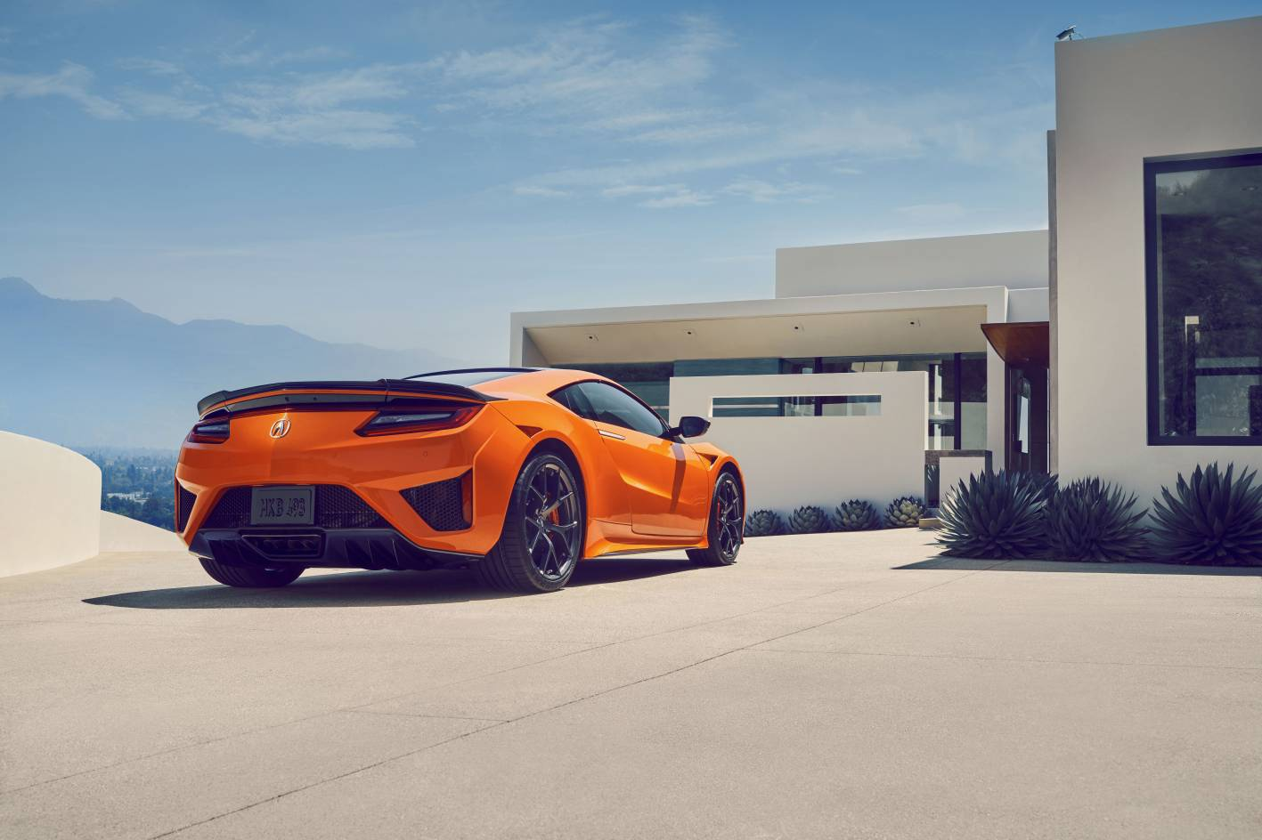 refreshed 2019 honda nsx unveiled with design and chassis. Black Bedroom Furniture Sets. Home Design Ideas