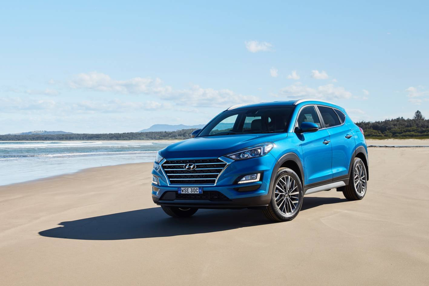 2019 Hyundai Tucson gains new look, safety and tech ...