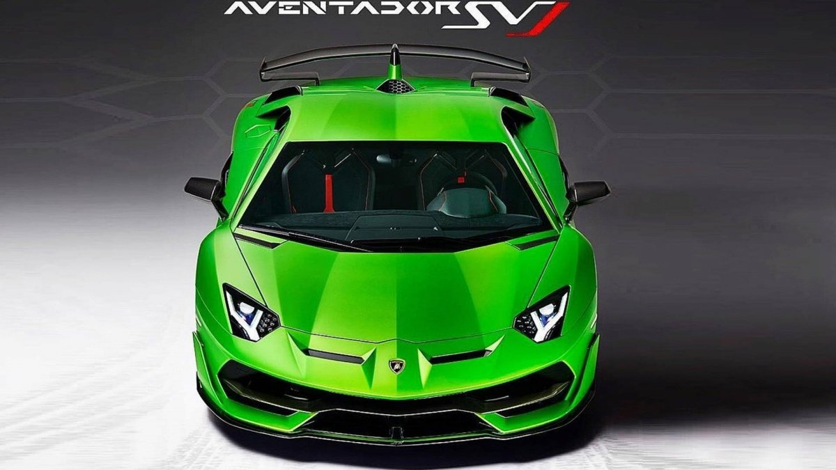 Lamborghini Aventador Sv Jota Unveiled In First Official Images Forcegt Com