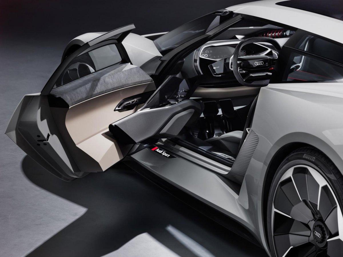 Audi Pb18 E Tron Concept Future R8 Forcegt Com