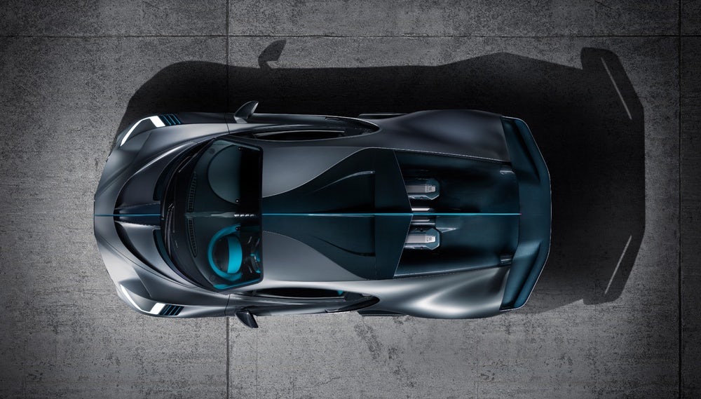 Bugatti Divo unveiled as Chiron-based, track-focused model ...