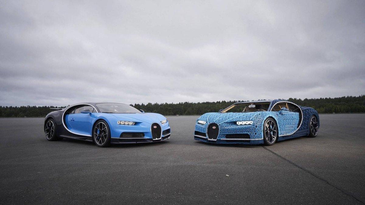 Lego Technic Bugatti Chiron 1 Forcegt Com