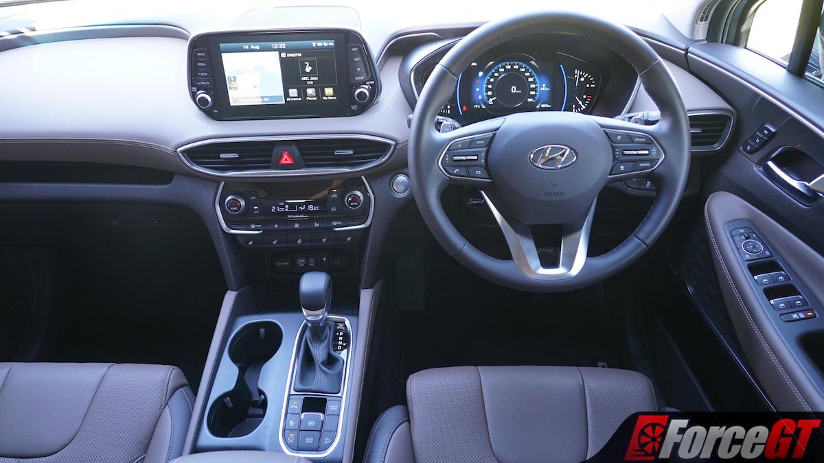 2018 Hyundai Santa Fe Highlander Review - luxury mile ...