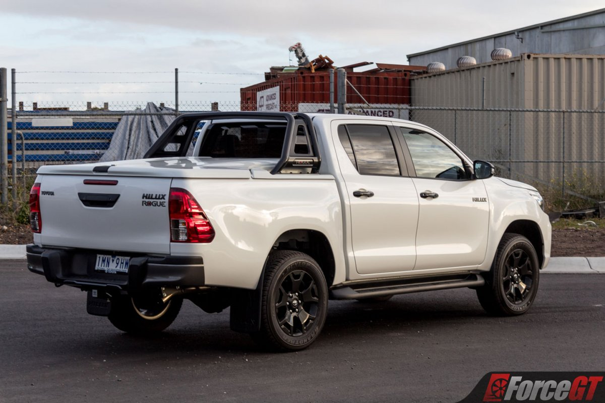 2018 Toyota Hilux Rogue Review - ForceGT.com
