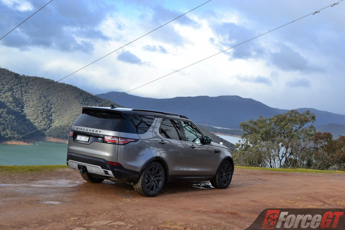 2018 Land Rover Discovery Sd4 Hse Luxury Review Forcegt Com