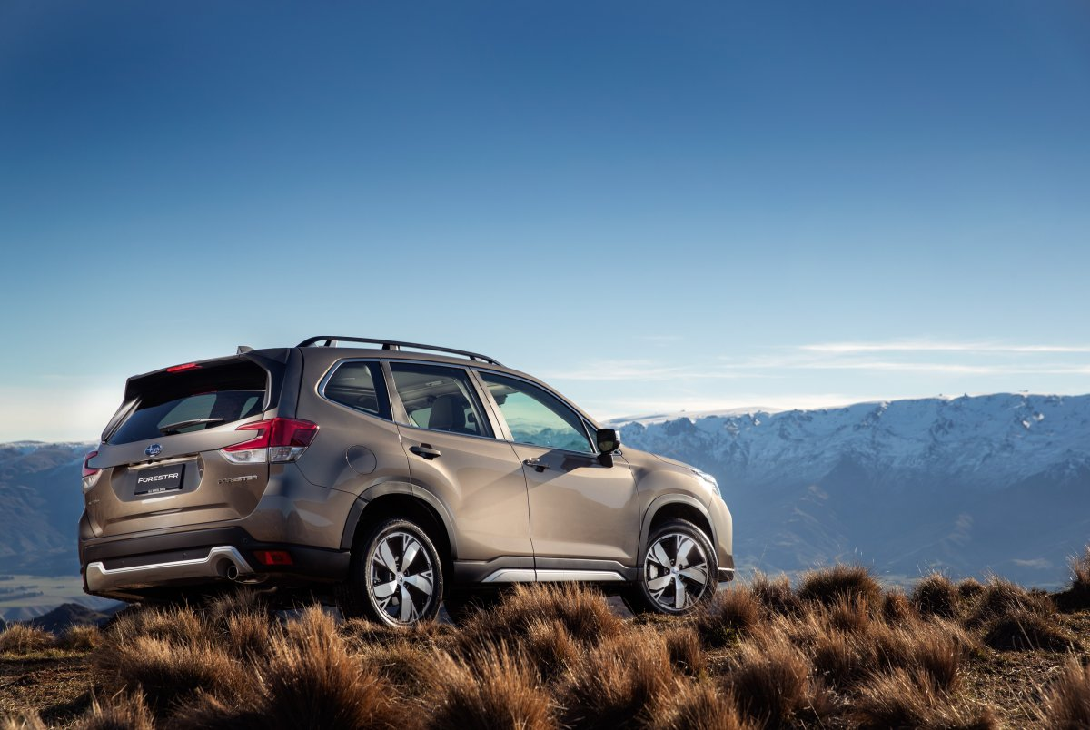 2019 Subaru Forester gains in size and features but drops ...