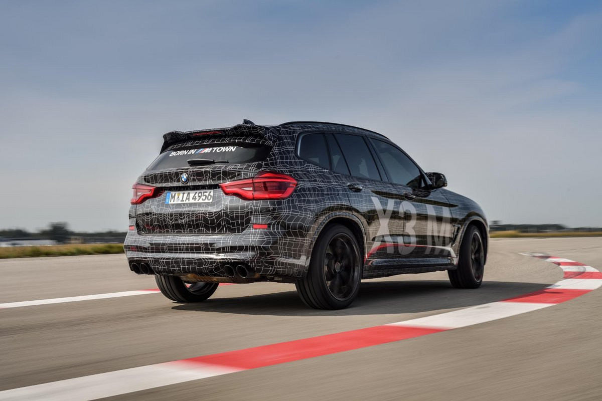 first ever bmw x3 m and x4 m coming in 2019. Black Bedroom Furniture Sets. Home Design Ideas
