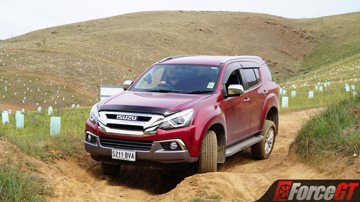 2019 Isuzu Mu X Ls T Review Dated But Competent