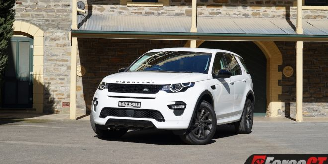2018 Land Rover Discovery Sport SD4 HSE Review