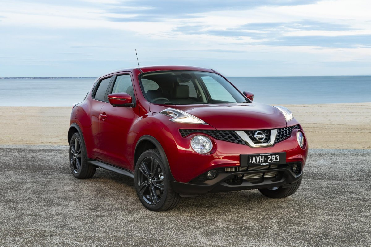 2018 nissan juke adds appeal with myjuke personalisation. Black Bedroom Furniture Sets. Home Design Ideas