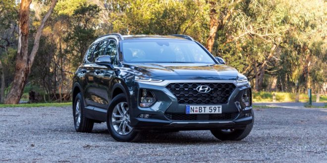 2018 Hyundai Santa Fe Active Diesel Review