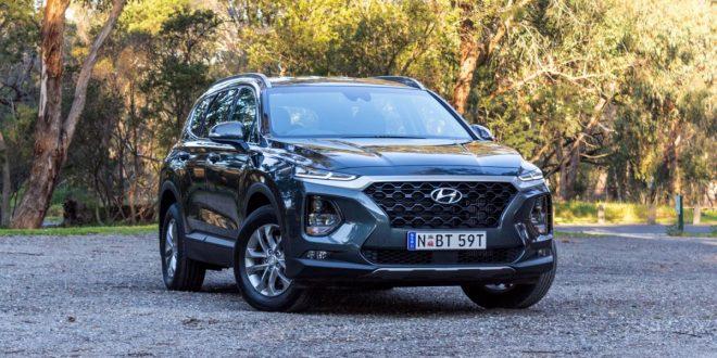 2018 Hyundai Santa Fe Active Diesel Review