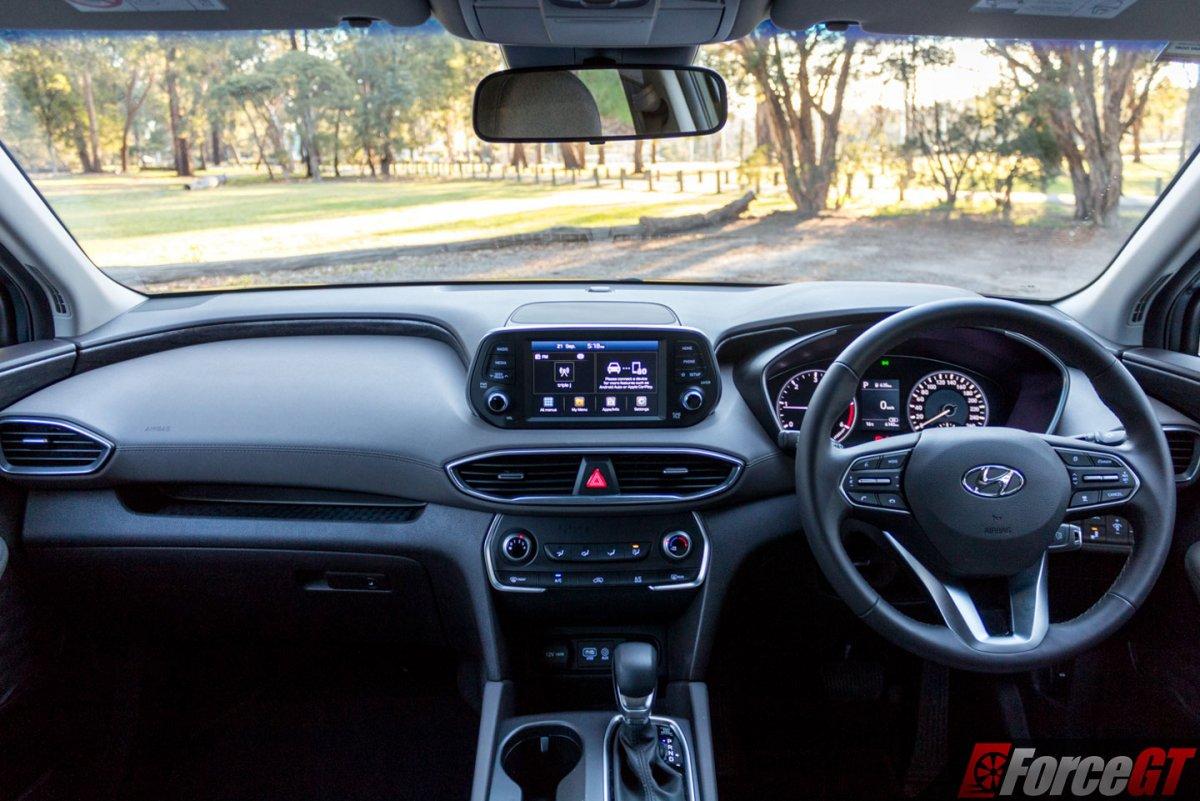 2018 Hyundai Santa Fe Active Diesel Review - ForceGT.com