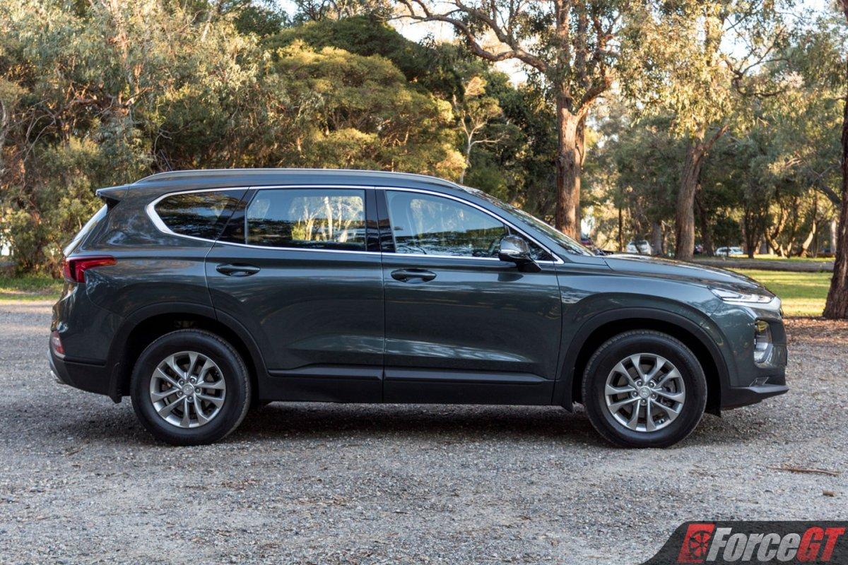 2018 Hyundai Santa Fe Active Diesel Review Forcegt Com