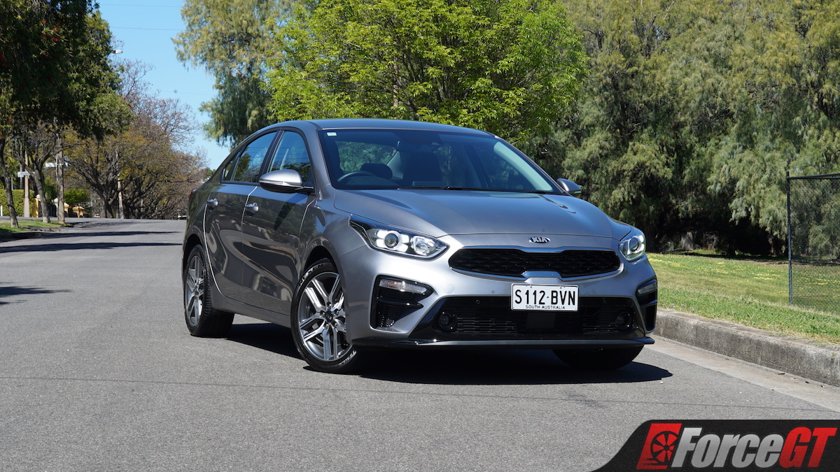 kia has given its top selling model the cerato an almost complete overhaul for the 2019 model year with swanky new looks an up to date interior