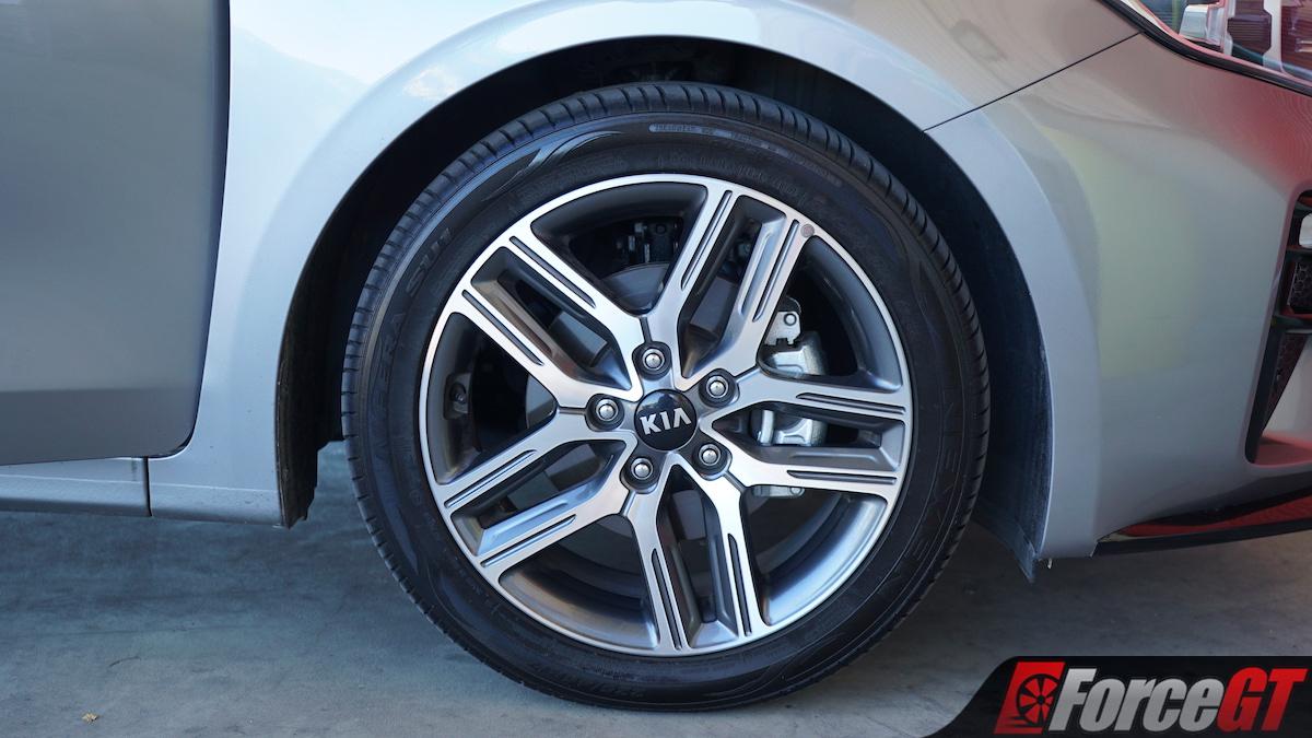 2019 Kia Cerato Sport Sedan Review Forcegt Com