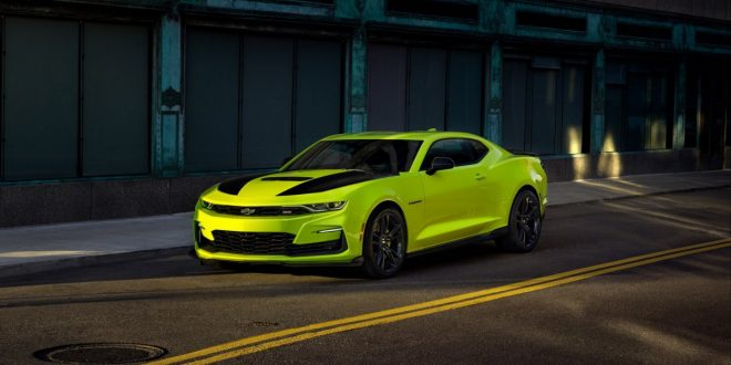 Chevrolet Camaro SS Shock for SEMA previews tasty performance parts
