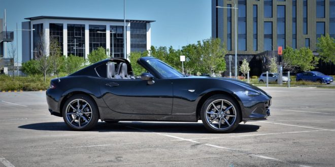 2019 Mazda MX-5 RF Review