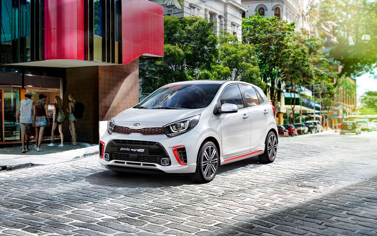 Kia Picanto GT to launch in early 2019 - ForceGT.com
