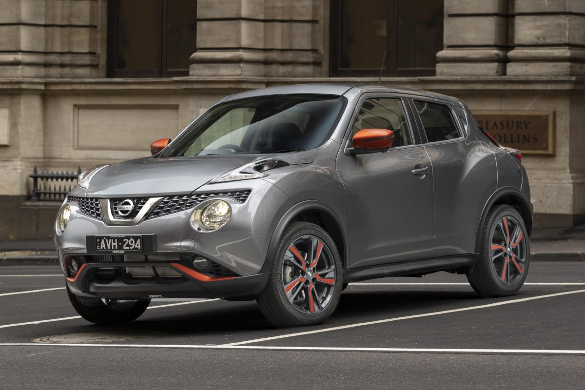 2018 Nissan Juke adds appeal with MyJUKE personalisation ...