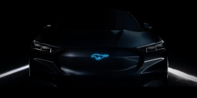 Ford teases new electrified Mustang in video