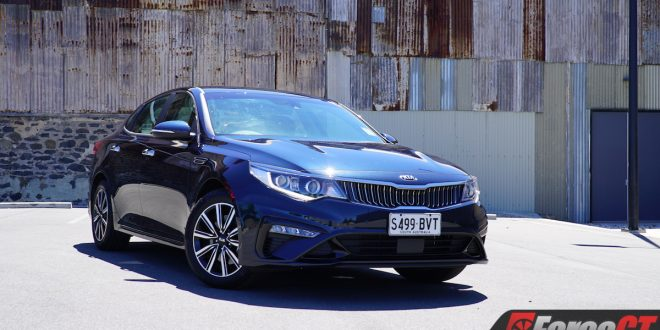 2019 Kia Optima Si Review