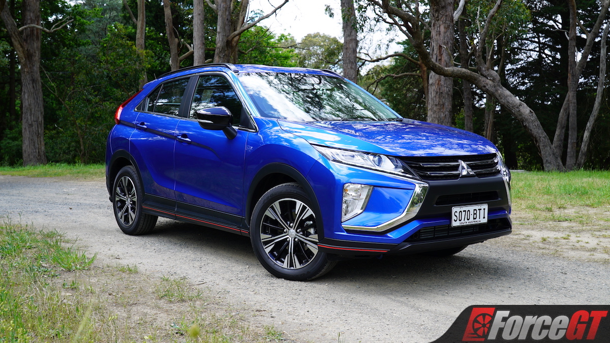 2019 Mitsubishi Eclipse Cross ES Sport Edition Review ...