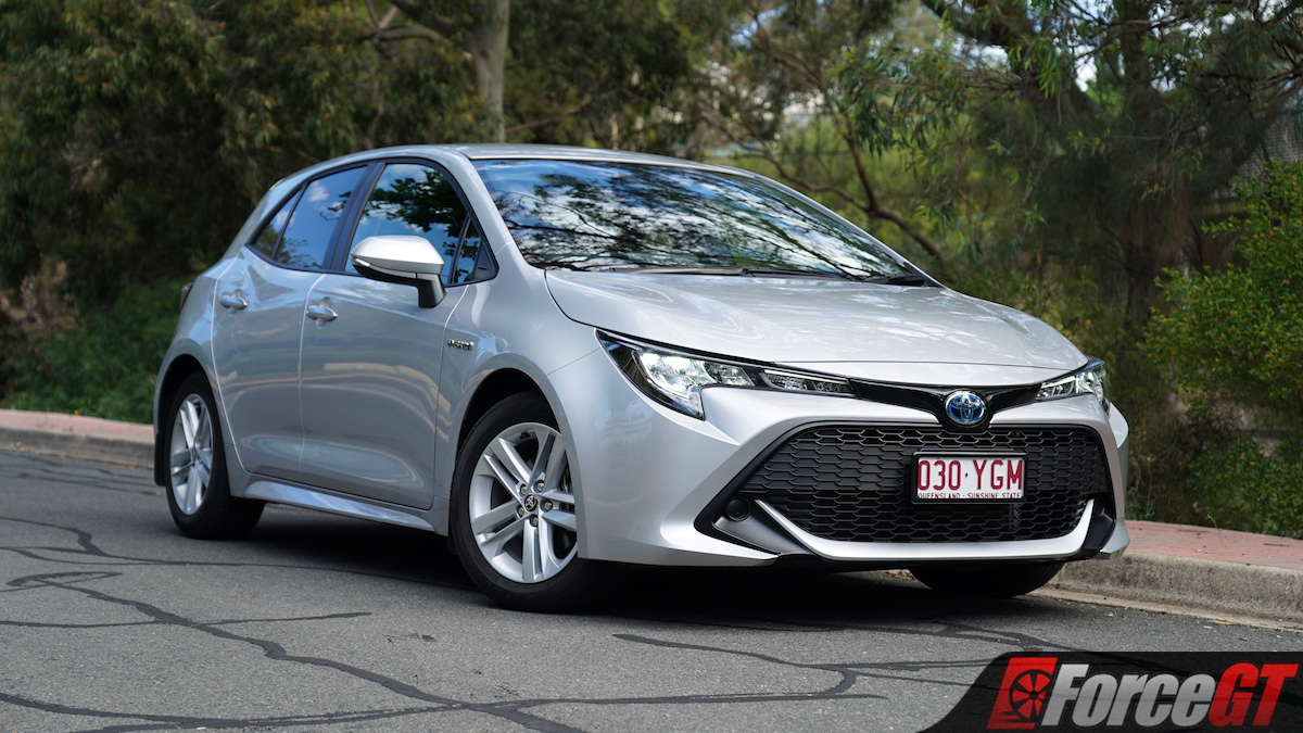 2019 Toyota Corolla Ascent Sport Hybrid Review Forcegt Com
