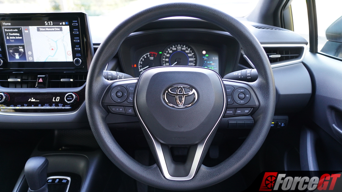 2019 Toyota Corolla Ascent Sport Hybrid Review - ForceGT.com