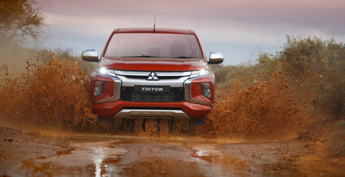 First look: 2019 Mitsubishi Triton - ForceGT.com