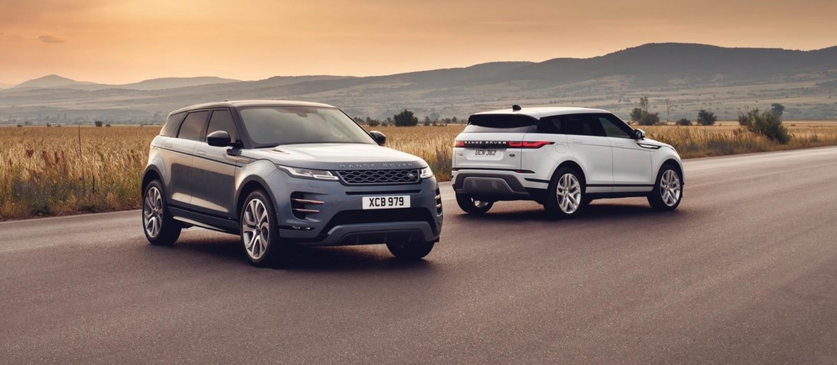 All New 2019 Range Rover Evoque Breaks Cover Forcegt Com