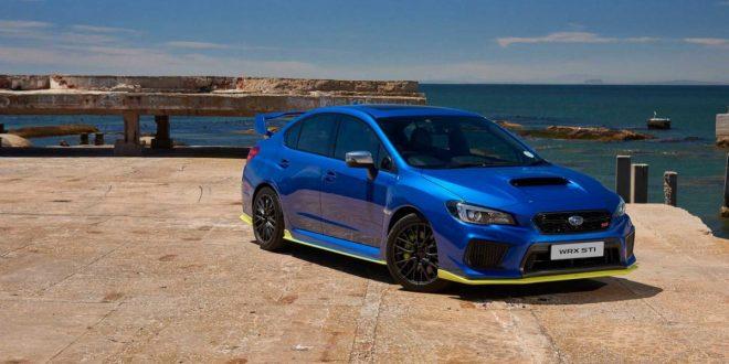 Subaru WRX STI Diamond Edition is the most powerful STI ever