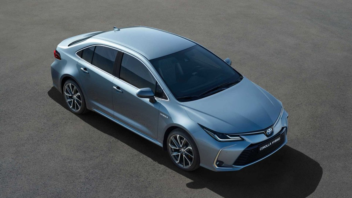 First Look 2019 Toyota Corolla Sedan Forcegt Com