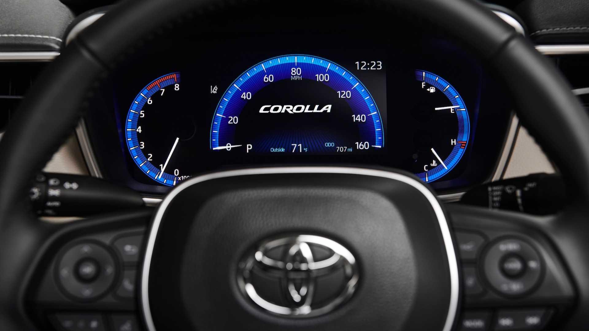 First Look: 2019 Toyota Corolla Sedan - ForceGT.com
