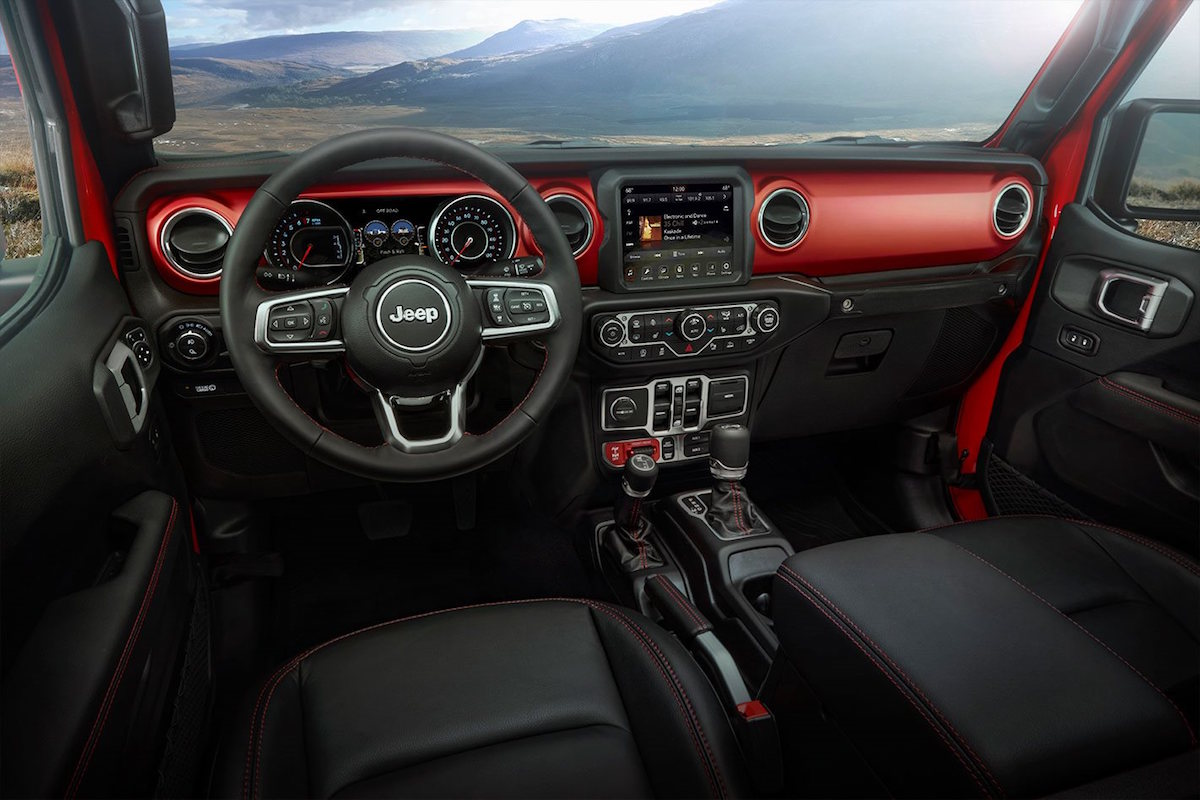 2020 Jeep Gladiator debuts at the LA Auto Show - ForceGT.com