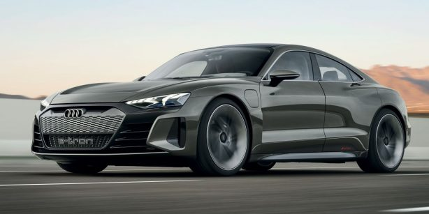 Audi-e-tron-GT-concept-front-quarter-614x307 Next-generation Audi e-tron EVs to be infused with Porsche DNA - ForceGT.com